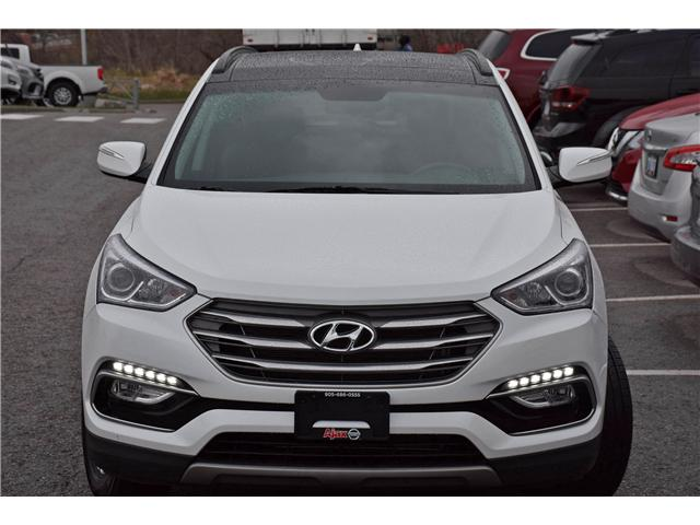 2017 Hyundai Santa Fe Sport 2.4 SE (Stk: P3868R) in Ajax - Image 2 of 23