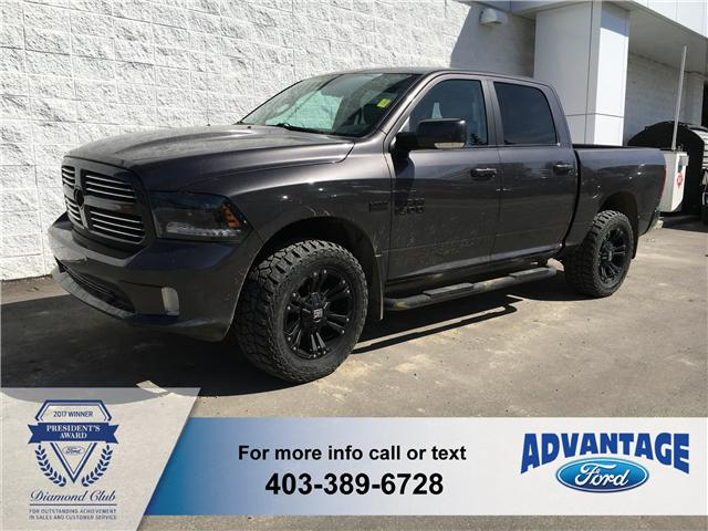 2015 RAM 1500 Sport (Stk: H-1791A) in Calgary - Image 1 of 10