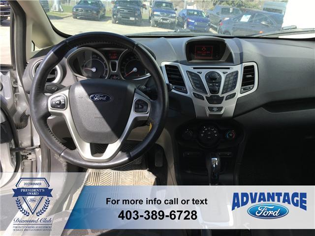 2011 Ford Fiesta SEL (Stk: J-1235A) in Calgary - Image 2 of 11