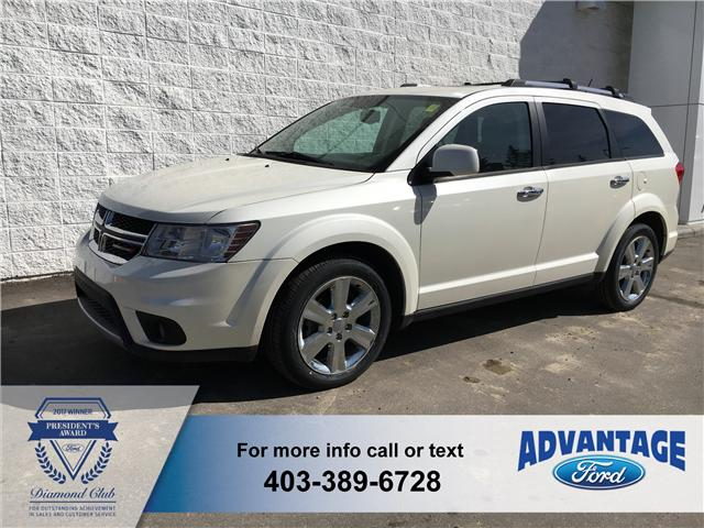 2013 Dodge Journey R/T (Stk: J-321A) in Calgary - Image 1 of 10