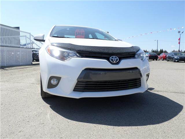 2016 Toyota Corolla LE ECO (Stk: 1880401) in Moose Jaw - Image 3 of 19