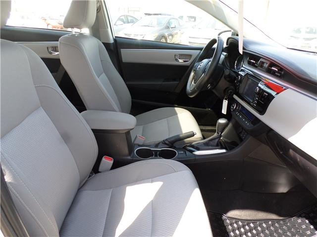 2016 Toyota Corolla LE ECO (Stk: 1880401) in Moose Jaw - Image 4 of 19
