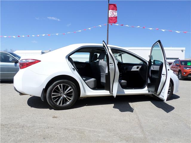 2016 Toyota Corolla LE ECO (Stk: 1880401) in Moose Jaw - Image 6 of 19