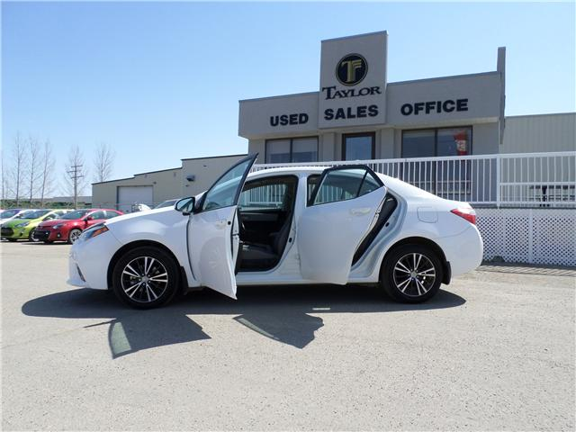 2016 Toyota Corolla LE ECO (Stk: 1880401) in Moose Jaw - Image 11 of 19