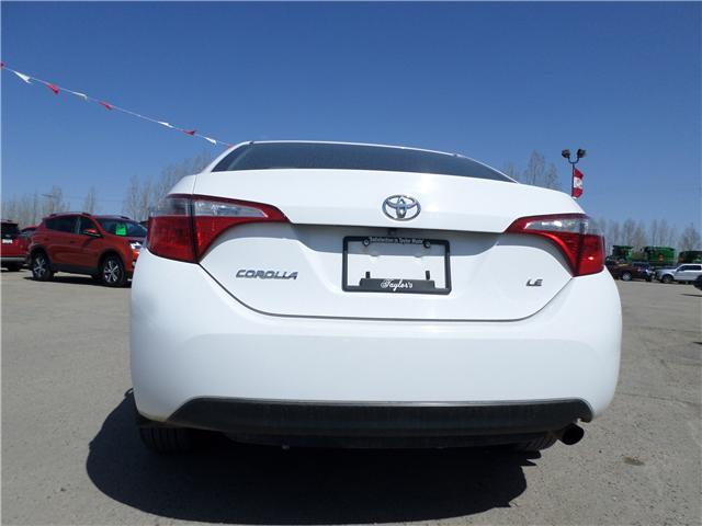 2016 Toyota Corolla LE ECO (Stk: 1880401) in Moose Jaw - Image 18 of 19