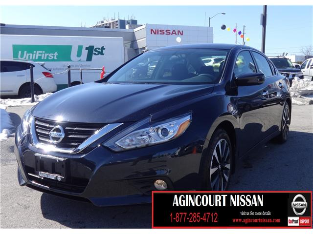 2018 Nissan Altima 2.5 SV (Stk: D108156A) in Scarborough - Image 1 of 20
