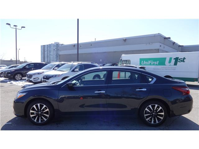 2018 Nissan Altima 2.5 SV (Stk: D108156A) in Scarborough - Image 2 of 20