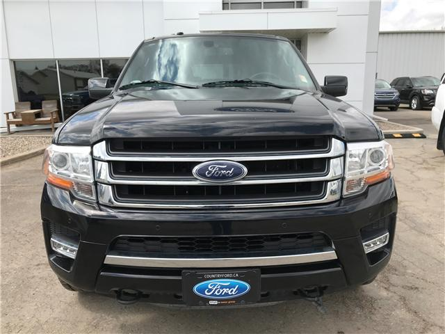 2017 Ford Expedition Max Limited (Stk: 8U027) in Wilkie - Image 2 of 27