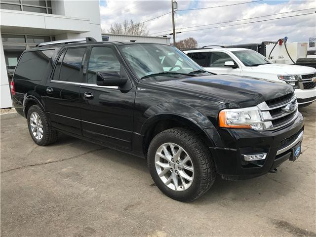 2017 Ford Expedition Max Limited (Stk: 8U027) in Wilkie - Image 1 of 27