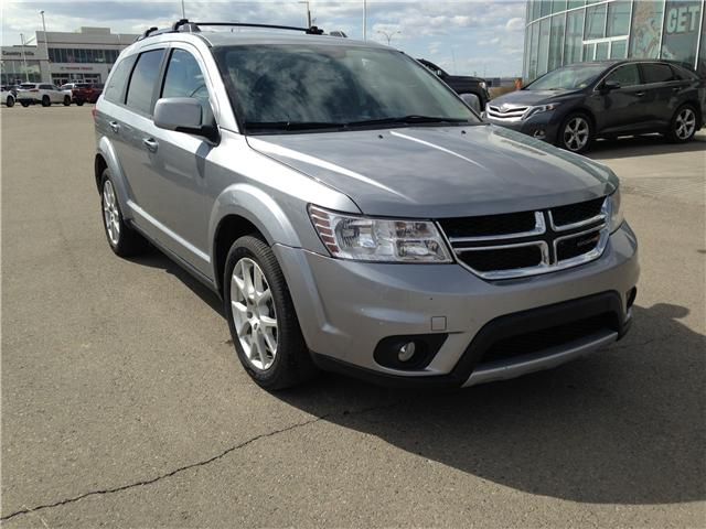 2017 Dodge Journey GT (Stk: 284084) in Calgary - Image 1 of 15