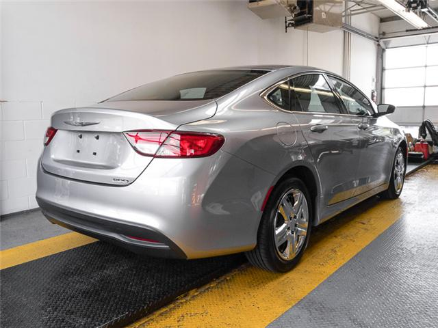 2016 Chrysler 200 LX (Stk: 9-5861-0) in Burnaby - Image 2 of 23