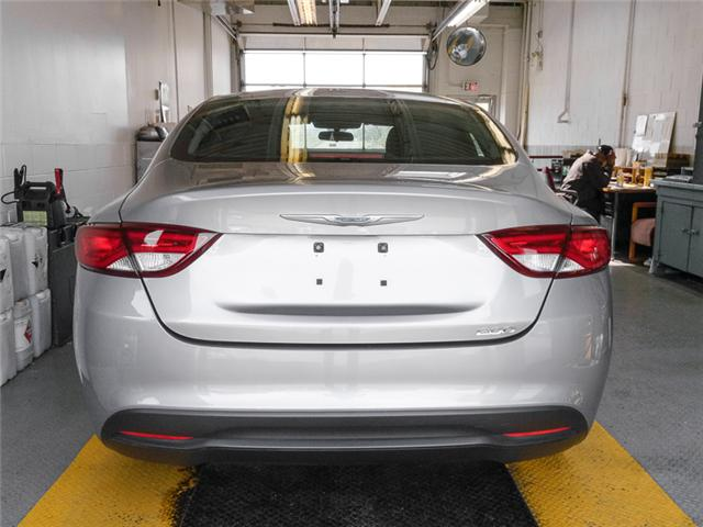 2016 Chrysler 200 LX (Stk: 9-5861-0) in Burnaby - Image 12 of 23