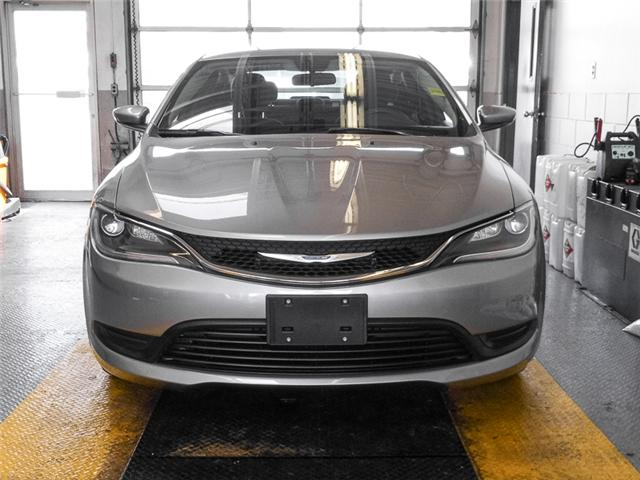 2016 Chrysler 200 LX (Stk: 9-5861-0) in Burnaby - Image 11 of 23