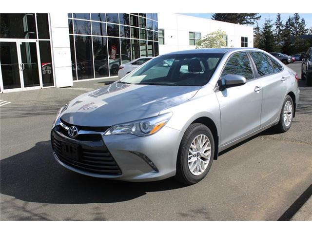 2017 Toyota Camry  (Stk: P2069) in Courtenay - Image 7 of 18