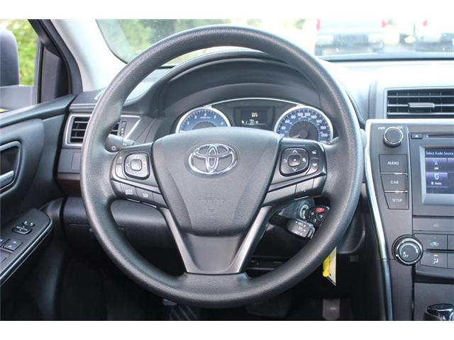 2017 Toyota Camry  (Stk: P2069) in Courtenay - Image 10 of 18