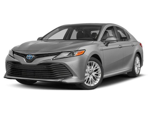 2018 Toyota Camry Hybrid XLE (Stk: 8CH569) in Georgetown - Image 1 of 8