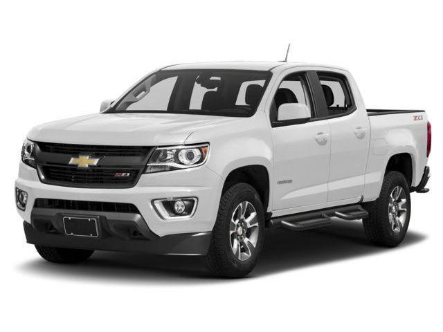 2018 Chevrolet Colorado Z71 (Stk: 263452) in Milton - Image 1 of 9