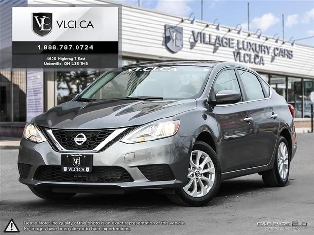 2016 Nissan Sentra 1.8 SV (Stk: cc2637) in Unionville - Image 1 of 29