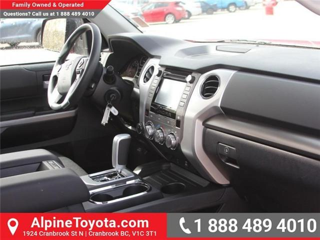 2018 Toyota Tundra  (Stk: X703811) in Cranbrook - Image 10 of 18