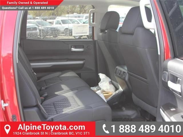 2018 Toyota Tundra  (Stk: X703811) in Cranbrook - Image 11 of 18