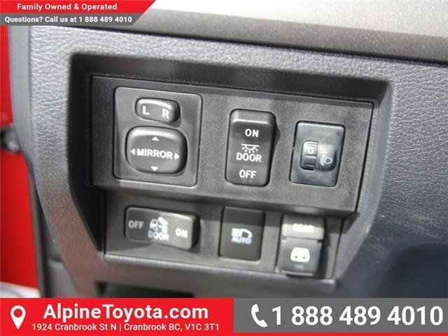 2018 Toyota Tundra  (Stk: X703811) in Cranbrook - Image 15 of 18