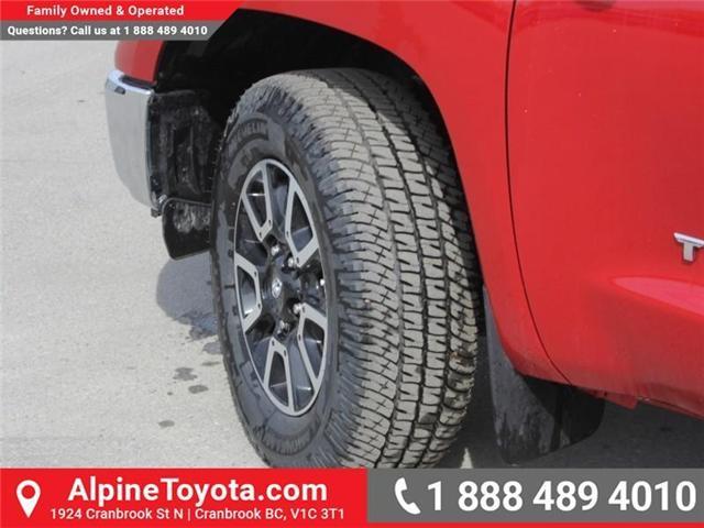 2018 Toyota Tundra  (Stk: X703811) in Cranbrook - Image 17 of 18