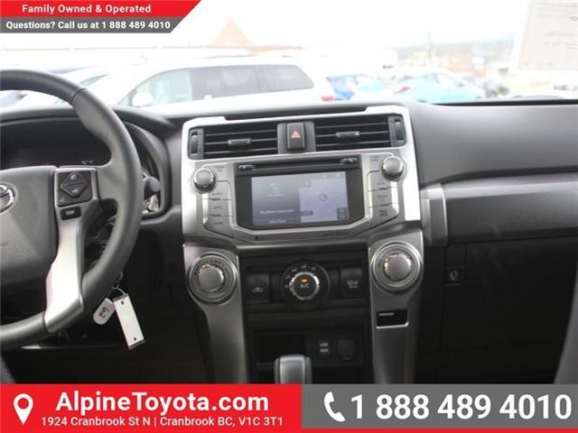 2018 Toyota 4Runner SR5 (Stk: 5562382) in Cranbrook - Image 8 of 18