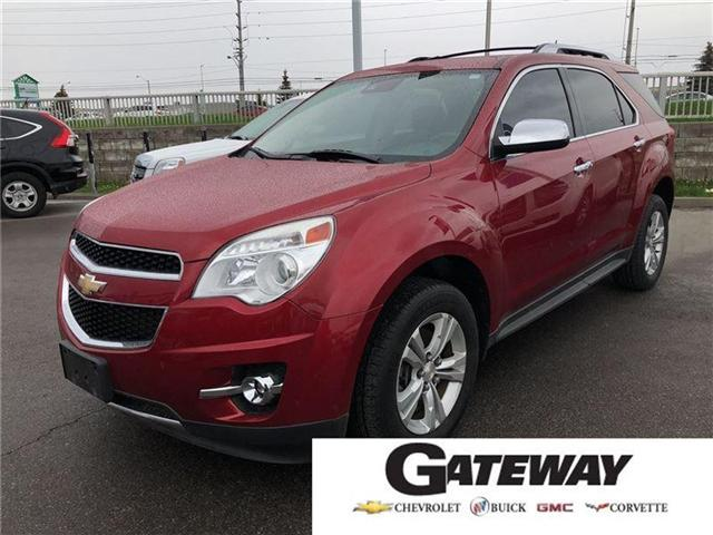 2013 Chevrolet Equinox LEATHER|SUNROOF|LTZ|NAVI| (Stk: 195984A) in BRAMPTON - Image 1 of 18