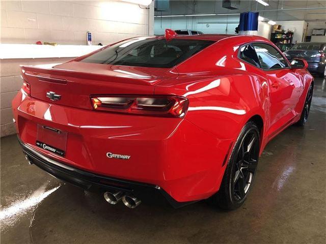 2017 Chevrolet Camaro 1LT|RS PACKAGE|V6|20'WHEELS| (Stk: 114768A) in BRAMPTON - Image 4 of 15