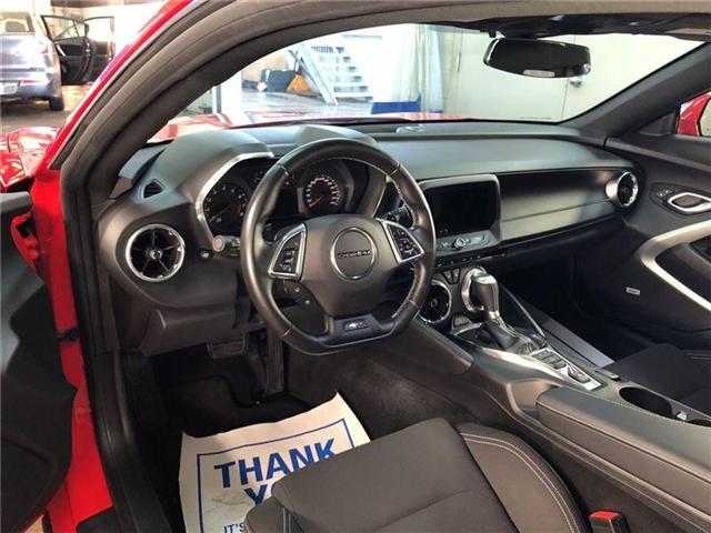 2017 Chevrolet Camaro 1LT|RS PACKAGE|V6|20'WHEELS| (Stk: 114768A) in BRAMPTON - Image 8 of 15