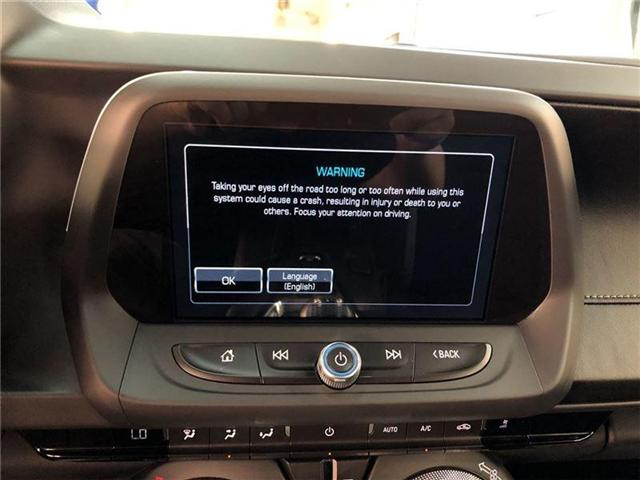 2017 Chevrolet Camaro 1LT|RS PACKAGE|V6|20'WHEELS| (Stk: 114768A) in BRAMPTON - Image 12 of 15