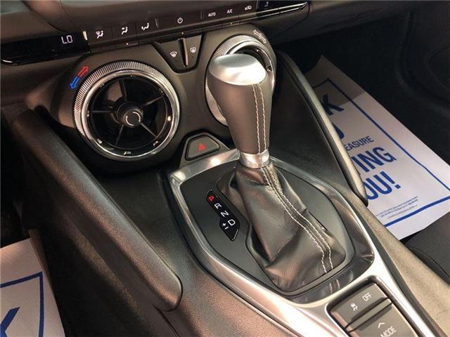 2017 Chevrolet Camaro 1LT|RS PACKAGE|V6|20'WHEELS| (Stk: 114768A) in BRAMPTON - Image 14 of 15