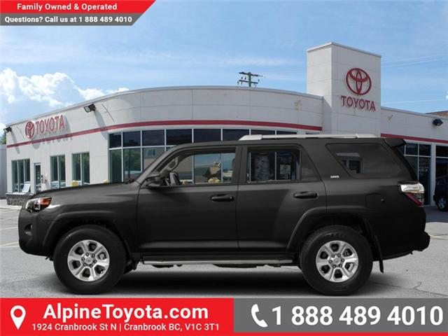 2018 Toyota 4Runner SR5 (Stk: 5563264) in Cranbrook - Image 1 of 1