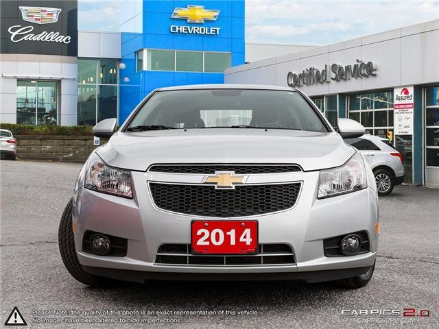 2014 Chevrolet Cruze 1LT (Stk: R11912) in Toronto - Image 2 of 27