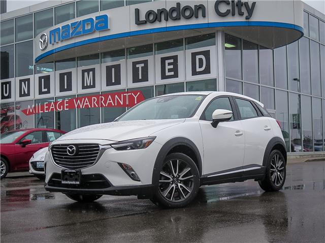 2016 Mazda CX-3 GT (Stk: ) in London - Image 1 of 21