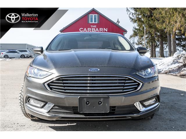 2017 Ford Fusion SE (Stk: L8009) in Walkterton - Image 2 of 21