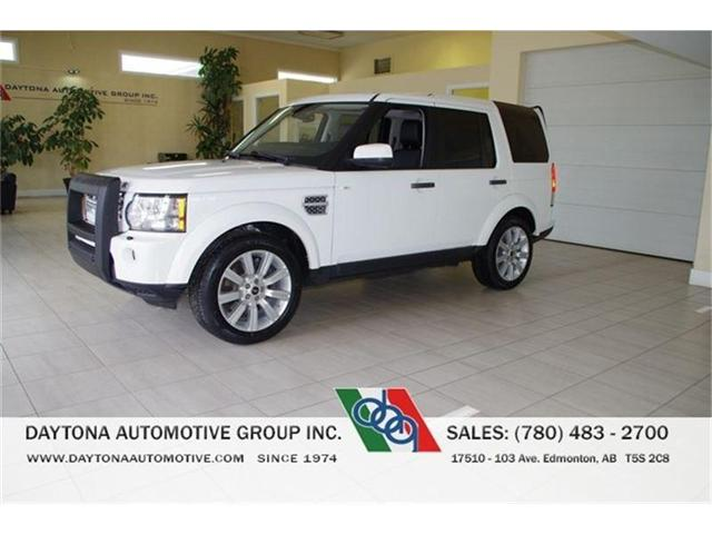 2011 Land Rover LR4 HSE 7 PASSENGER NO ACCIDENTS (Stk: 96228) in Edmonton - Image 1 of 18