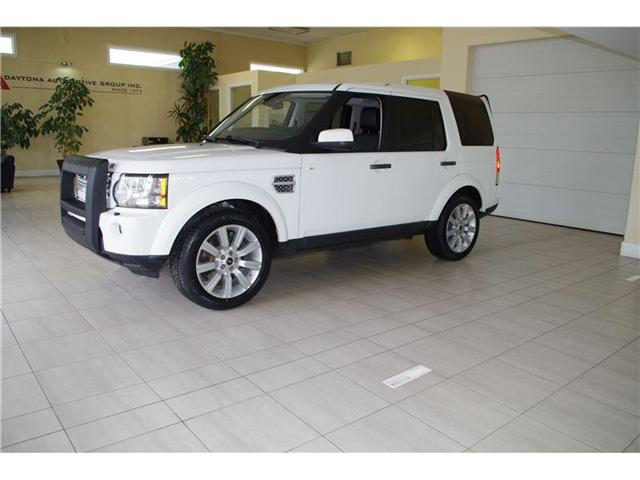 2011 Land Rover LR4 HSE 7 PASSENGER NO ACCIDENTS (Stk: 96228) in Edmonton - Image 2 of 18