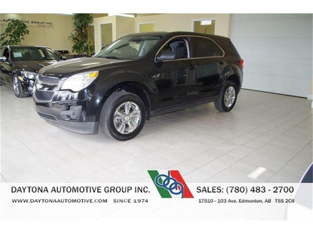 2015 Chevrolet Equinox LS AWD (Stk: 9328) in Edmonton - Image 1 of 14