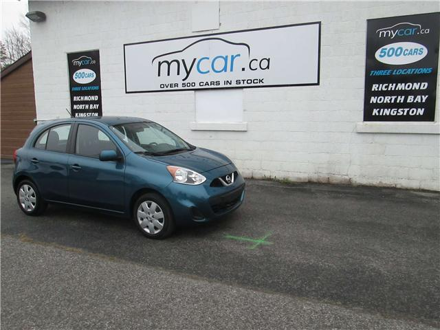 2015 Nissan Micra SV (Stk: 180515) in North Bay - Image 2 of 13