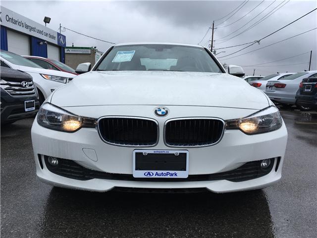 2014 BMW 320i xDrive (Stk: 14-85382) in Georgetown - Image 2 of 23