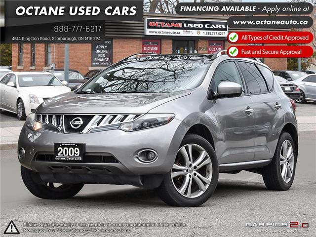 2009 Nissan Murano LE (Stk: ) in Scarborough - Image 1 of 26