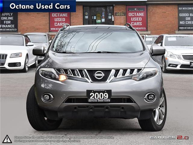 2009 Nissan Murano LE (Stk: ) in Scarborough - Image 2 of 26