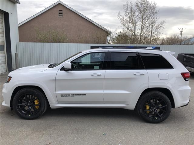 2018 Jeep Grand Cherokee Trackhawk (Stk: 12907) in Fort Macleod - Image 2 of 25