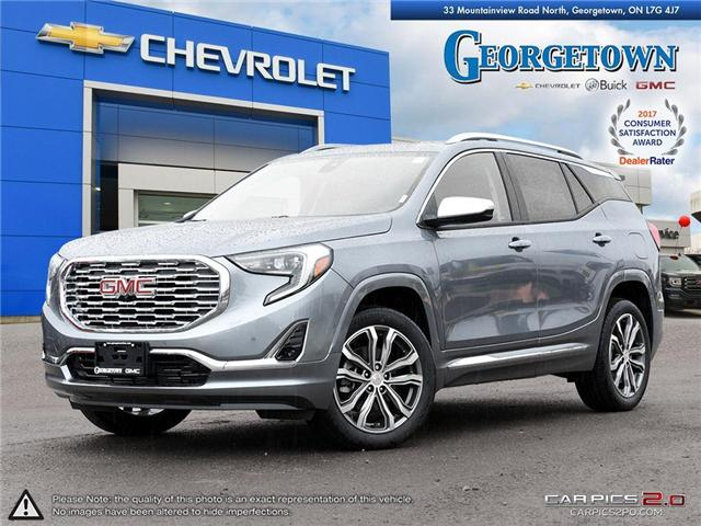 2018 GMC Terrain Denali (Stk: 27046) in Georgetown - Image 1 of 27