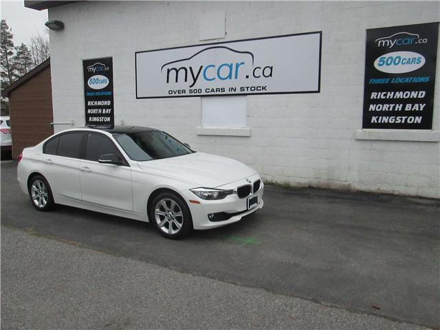 2013 BMW 328i xDrive (Stk: 180529) in North Bay - Image 2 of 14