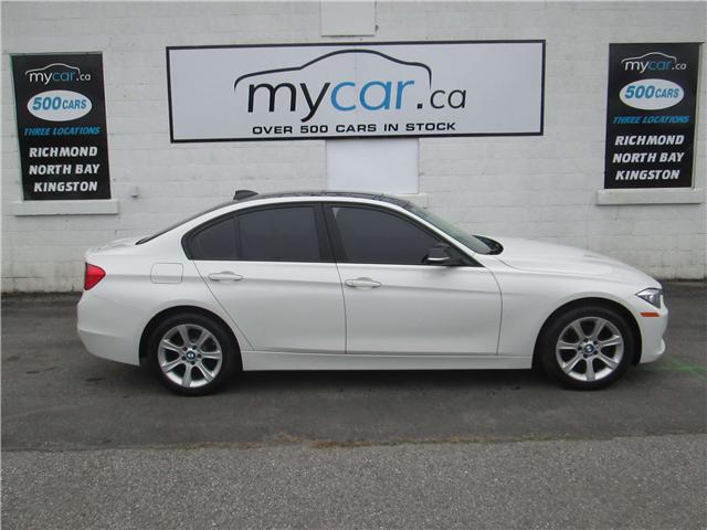 2013 BMW 328i xDrive (Stk: 180529) in North Bay - Image 1 of 14