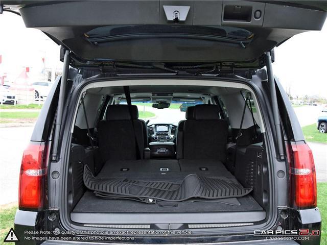 2018 Chevrolet Suburban Premier (Stk: T8K022) in Mississauga - Image 11 of 27
