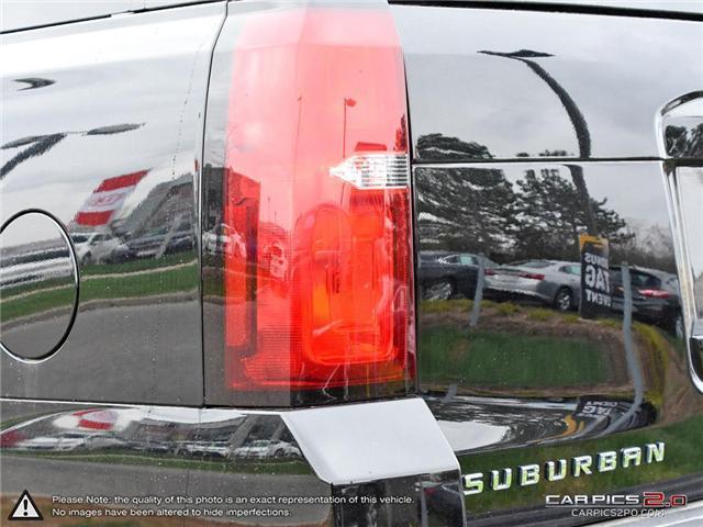 2018 Chevrolet Suburban Premier (Stk: T8K022) in Mississauga - Image 12 of 27