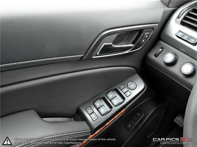 2018 Chevrolet Suburban Premier (Stk: T8K022) in Mississauga - Image 17 of 27
